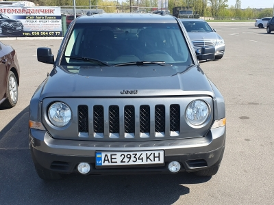 Jeep PATRIOT, 2013
