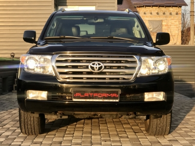 Toyota Land Cruiser 200, 2008