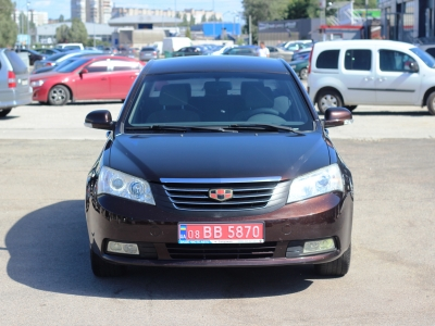 Geely EMGRAND EC7, 2011