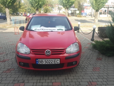 Volkswagen Golf, 2007
